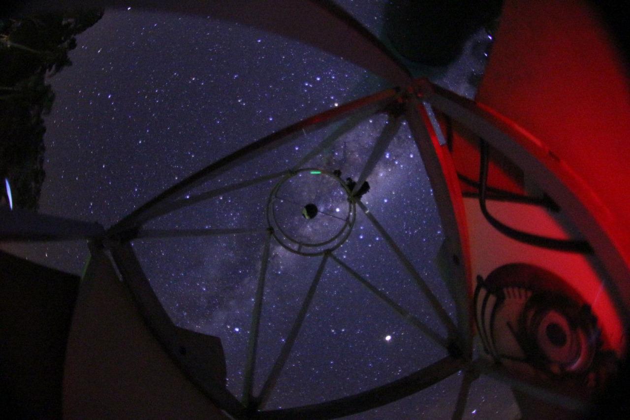 observação telescopica canyon guartelá dneiel rocha aventura